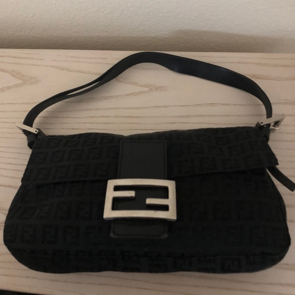 Fendi Handbags - Authentic Monogram Fendi Purse